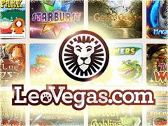 Leo Vegas Casino 240x180
