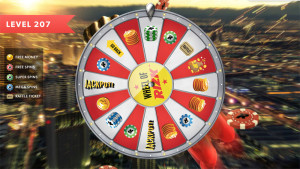 Wheel of Rizk-onnenpyörä