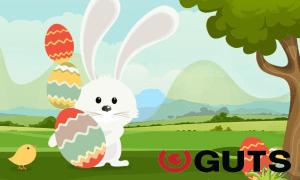 Guts pääsiäinen - ilmaiskierroksia