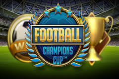 Football - Champions Cup