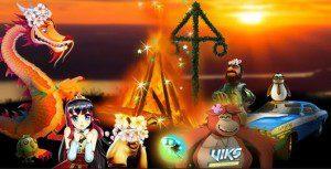 VIKS Casino - Heinäkuun promo
