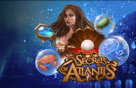 Secrets of Atlantis SuomiVegas