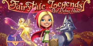 Fairytale Legends - Red Riding Hood