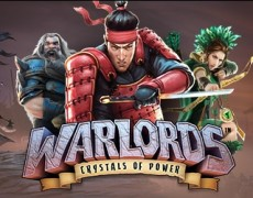 NetEnt - Warlords Crystals of Power