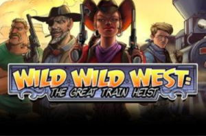 NetEnt - Wild Wild West: The Great Train Heist