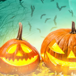 Casinohuone - Halloween
