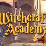 Witchcraft Academy NetEnt