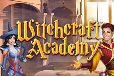 netent witchcraft academy
