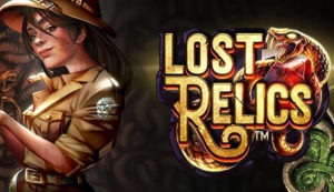 Lost Relics - NetEnt