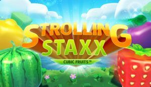 Strolling Staxx - NetEnt