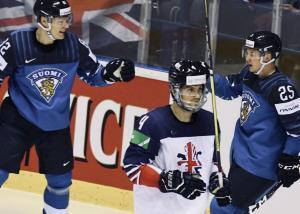 Suomi - Tanska - Iso-Britannia