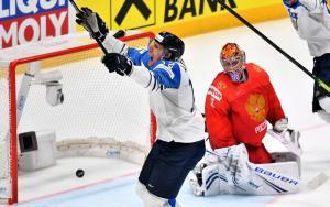 Suomi - Venäjä - MM 2019