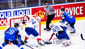 Suomi - Ranska - MM-Jääkiekko 2019