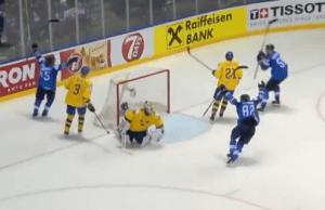 Suomi - Ruotsi - puolivälierä - MM 2019
